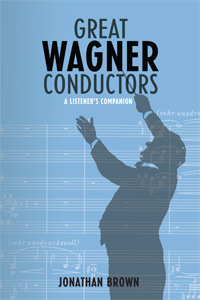 Book cover - Great Wagner Conductors